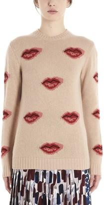 Prada lipstick Sweater