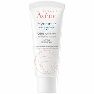 Avene Hydrance Rich-UV Hydrating Cream SPF30 Moisturiser for Dehydrated Skin 40ml