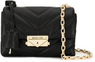 MICHAEL Michael Kors Lock And Key Shoulder Bag
