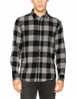Only & Sons NOS Men's Onsgudmund Ls Checked Shirt Noos Casual
