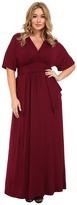 Kiyonna Indie Flair Maxi Dress