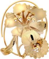 J.W.Anderson Daisy And Leaf Floral Earpiece