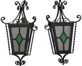 One Kings Lane Vintage French Lanterns - Set of 2