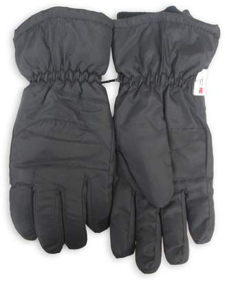 London Fog Puffy Thinsulate Gloves
