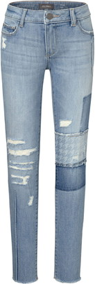 DL1961 Chloe Ripped Skinny Jeans