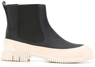 Camper Pix chunky-sole ankle boots