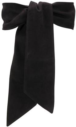 Orciani Tie Waist Belt
