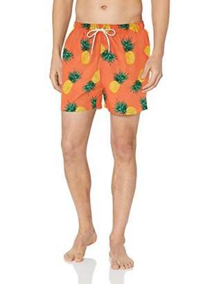 "Trunks 28 Palms Men's 4.5"" Inseam Swim Trunk"