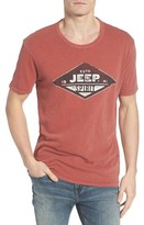 Lucky Brand Men's Jeep Spirit Graphic T-Shirt
