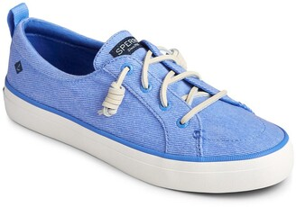 Sperry Crest Vibe Washed Twill Sneaker