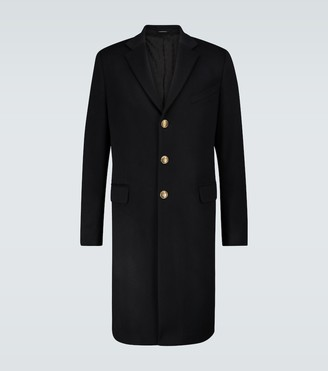 Givenchy Wool and cashmere overcoat