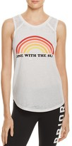 Spiritual Gangster One With The Sun Graphic Tank