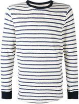 Bellerose striped sweater - men - Cotton/Polyester - L