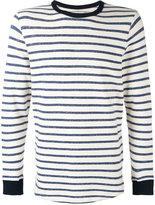 Bellerose striped sweater - men - Cotton/Polyester - S