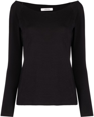 Dorothee Schumacher All Time Favourites boat-neck top