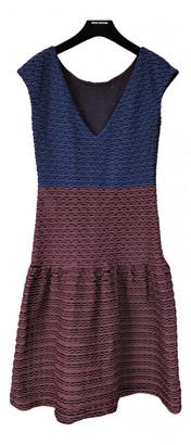 Louis Vuitton Multicolour Cotton - elasthane Dresses