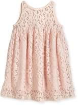 Milly Minis Lace Babydoll Dress, Size 4-7