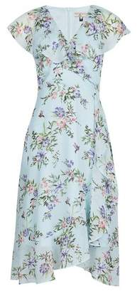 Dorothy Perkins Womens **Billie & Blossom Petite Floral Print Midi Dress