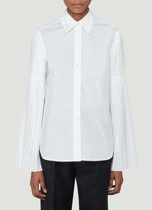 J.W.Anderson Wide Pleated Sleeve Shirt