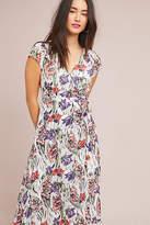 Maeve Flora Wrap Dress