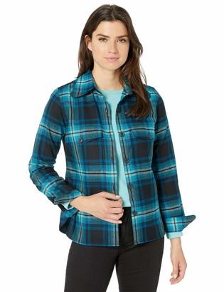 Pendleton Woolen Mills Pendleton Women's Ultraluxe Merino Harlow Shirt