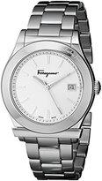 Salvatore Ferragamo Men's FF3960014 1898 Stainless Steel Watch