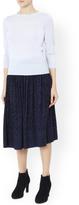 Monsoon Helena Print Skirt