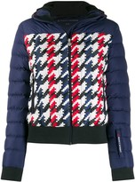 Perfect Moment Cordon houndstooth jacket