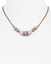 Sorrelli Peony Small Bib Necklace, 14