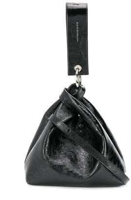 Elena Ghisellini Vanity S Naplack clutch bag