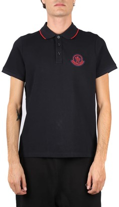 MONCLER GENIUS Polo From The 2 Moncler 1952 Line Made Of Cotton Piquet
