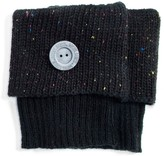 Muk Luks Women's Confetti Knit Boot Toppers