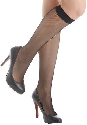 DKNY Women's Micronet Knee High Multipack
