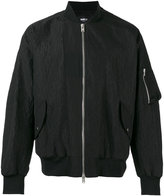 Yang Li loose-fit bomber jacket - men - Cotton - 46
