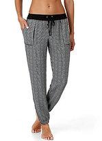Kensie Dotted Jogger Pajama Pants