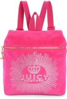 Juicy Couture Girls Crown Jewel Surfside Backpack