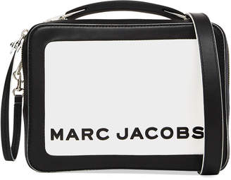 Marc Jacobs The Box 23 Two-Tone Crossbody Bag