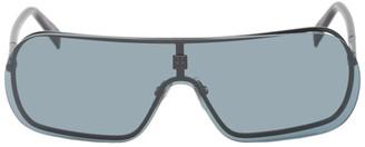 Givenchy Black and Blue GV 7168 Sunglasses