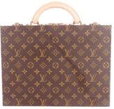 Louis Vuitton Boite Bijoux Jewelry Case