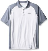Columbia Men's Tall Plus Size Blasting Cool Polo Ii
