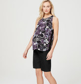 "LOFT Maternity Walking Shorts with 10"" Inseam"