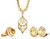 Van Cleef & Arpels Lucille Ball 18k Yellow Gold Jewelry Set