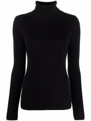 Philo-Sofie Roll Neck Knitted Top