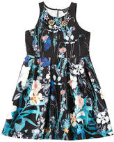 Hannah Banana Girls 7-16) Floral Dress