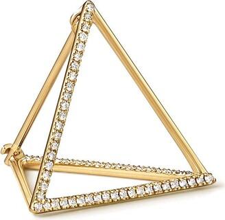 Shihara Diamond Triangle Earring 20 (03)
