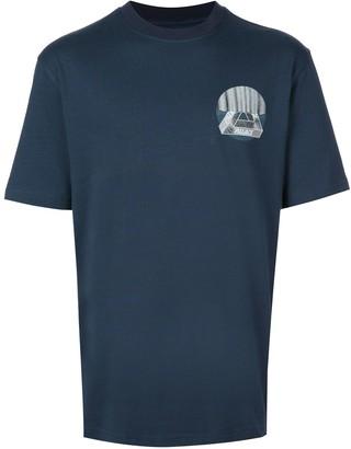 Palace glitch logo T-shirt