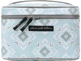 Petunia Pickle Bottom Glazed Travel Train Case Wallet