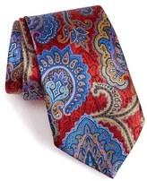 Ermenegildo Zegna 'Quindici' Paisley Silk Tie