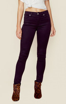 Ksubi high & wasted skinny jeans