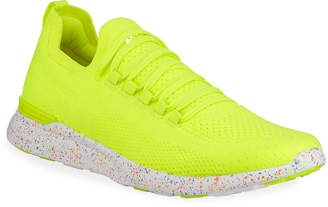 APL Athletic Propulsion Labs Athletic Propulsion Labs Techloom Breeze Knit Mesh Running Sneakers